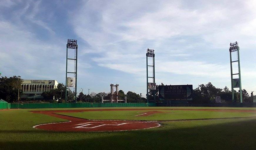 Pizarra del San Luis, otra inversión estropeada en la pelota cubana