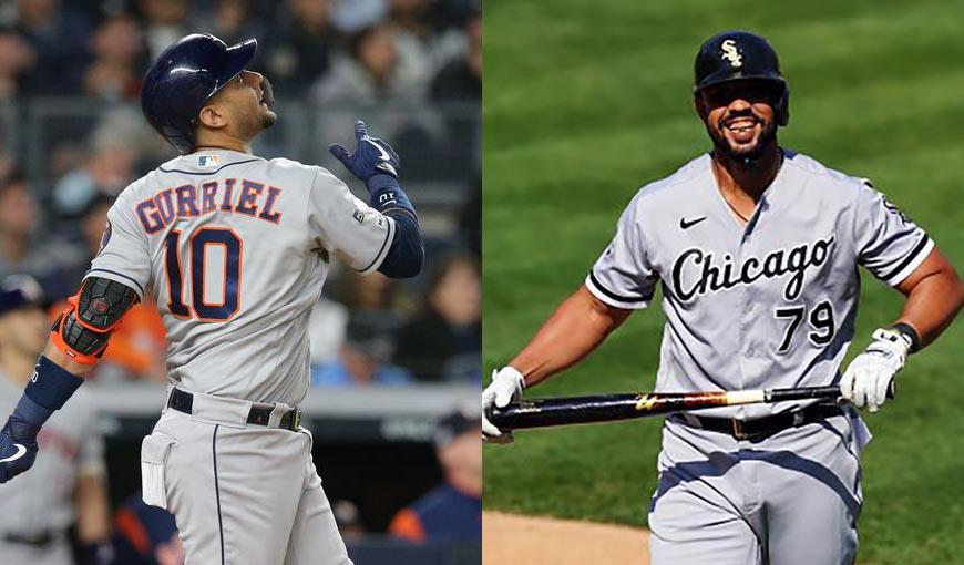Astros apalean a White Sox y pasan a la Serie de Campeonato